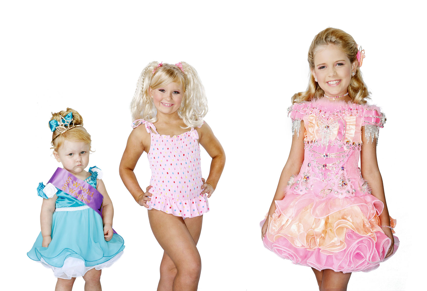 Mini Beauty Pageant