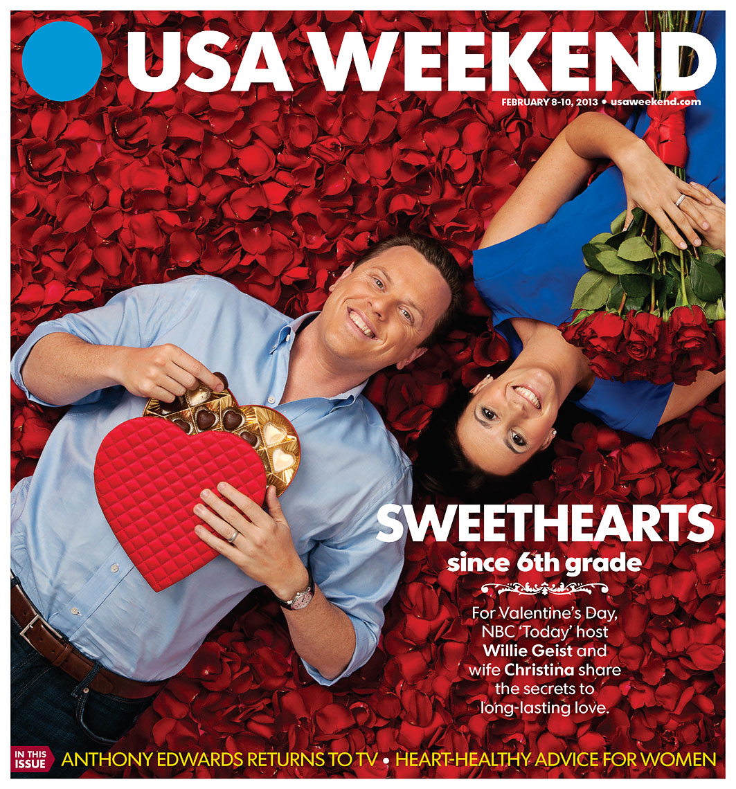 USA Today Weekend Mag.