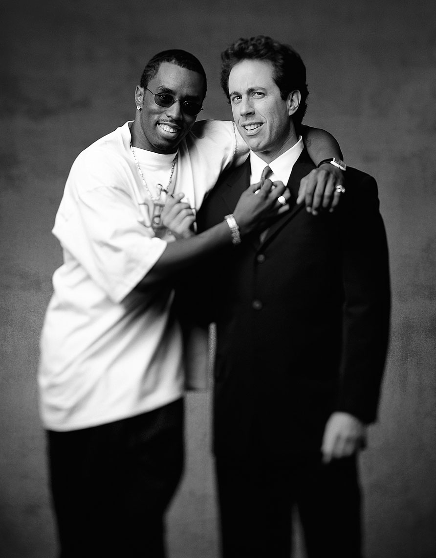"Jerry Seinfeld & Sean ""Diddy"" Combs"